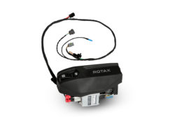 rotax-kart_battery-housing_plug-in-system